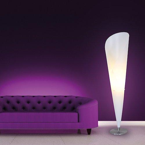 Lámpara de pie moderna Naeve Leuchten