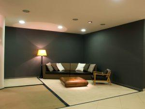 Iluminación de espacios pequeños