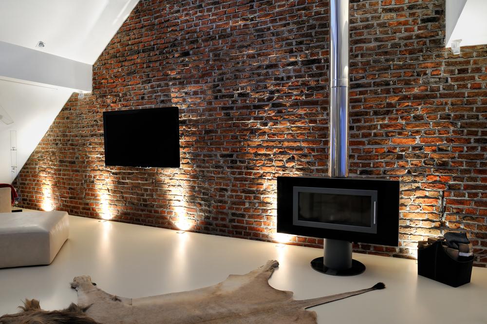 Iluminación para salones