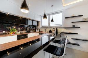 Luz cálida o fría para la cocina
